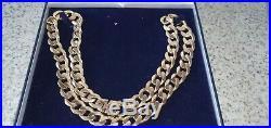 9ct gold chain heavy