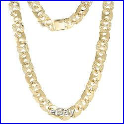 NEW Heavy 9ct Gold Large Anchor Chain 12.5mm 105G 26 RRP £4200 B32 26 A